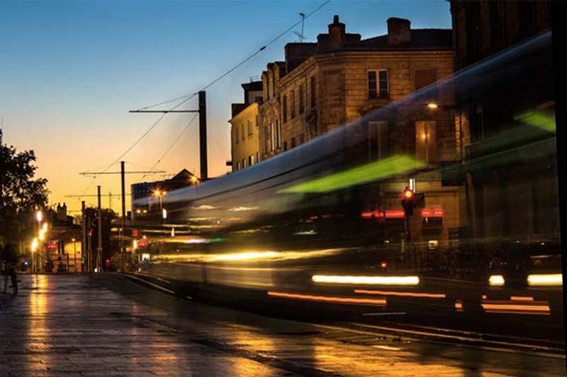 Le tramway de Bordeaux, photographe Bordeaux - Libourne